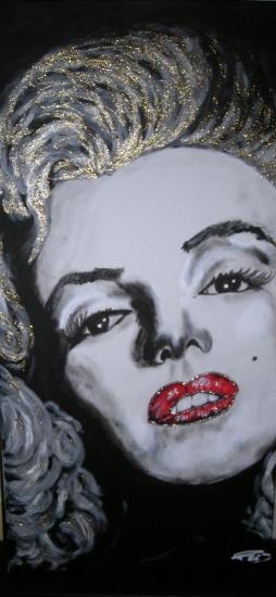 Marilyn Monroe per   Fredloi